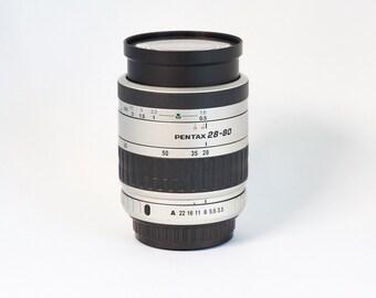 Pentax-FA 28-80mm Autofocus Zoom