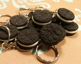 Cookie Keychain Oreo