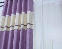 Purple curtains,curtains for living room,curtains,sheer curtains,kitchen curtains,window curtain living room,window curtain