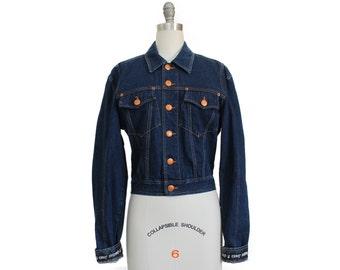 Gaultier Jean's denim jacket