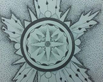 Snowflake in a Dream