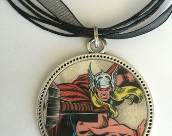 Thor Necklace/ Marvel