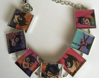 Batgirl Bracelet