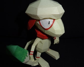 Smeargle, Pokémon 3d Printed  and hand painted