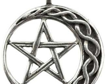 Wicca Moon Amulet