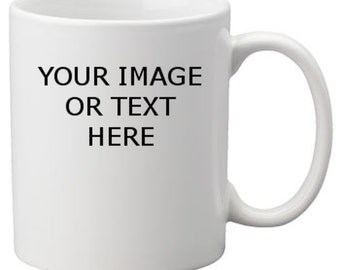 Custom, Personalized Mug