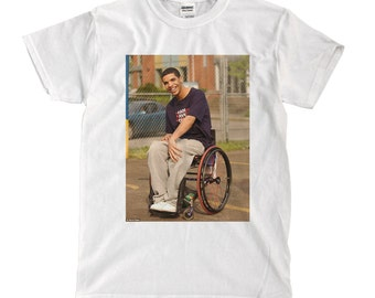 Drake as Jimmy from Degrassi White T-Shirt - High-Quality! Ready to Ship!