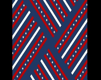 Red, White and Blue iPhone 4/4S/5/5S/6/6S/6+/6S+ Samsung Galaxy S5/S6/S7  Phone Case
