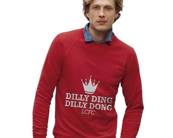 Men's Dilly Ding Dilly Dong Crown Sweatshirt