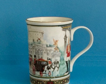 Vintage London Heritage by Sadler Mug