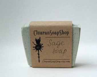 Clary Sage Soap