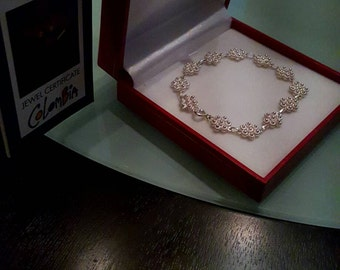 Filigree Handmade bracelet  from Mompox Colombia !!! 30% DISCOUNT ALL ITEMS!!