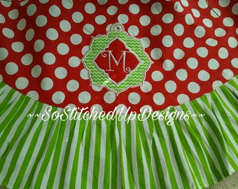 Christmas Tree Skirts,  Tree Skirts, Christmas Decoration, Personalized Tree Skirts, Housewarming Gifts, Embroidered Tree skirts, Xmas tree