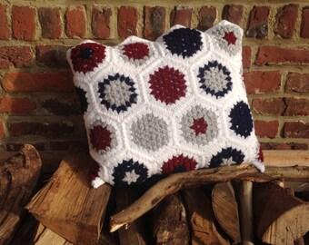 "Pillow ""Hexagon Style"""