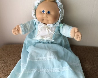 Cabbage Patch Kids, baby boy doll,  1985