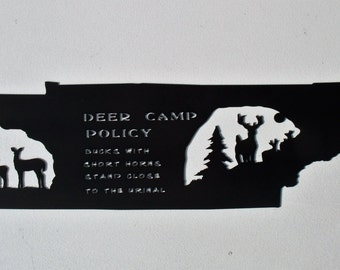 Tennessee Deer Camp Policy