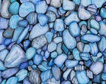 Pebbles on Gairloch Beach