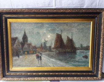 flemish oil painting