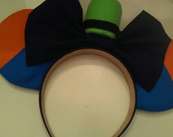Goofy Mickey Ears