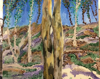 Custom Oil Painting Example