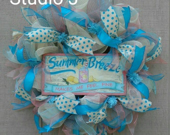 Summer Breeze Wreath