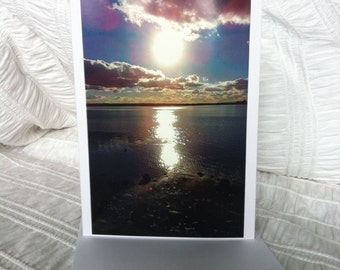 Nature photography cards