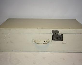Vintage wooden case