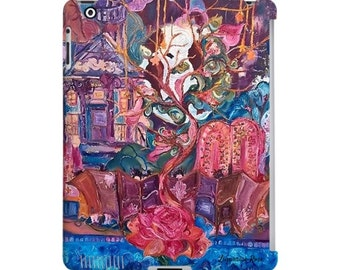 Cultural Musing Ipad Hard Back Case