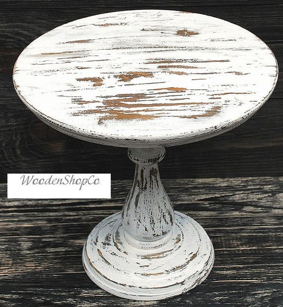 round wedding cake stands custom cake stand rustic cake stand wooden inch wedding 7147