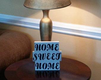 Hpme Sweet Home- home sign decor
