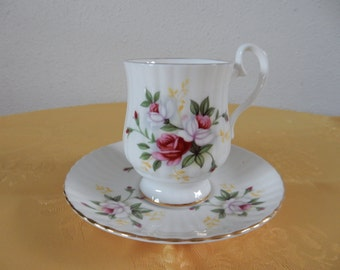 Flea market Cup and saucer