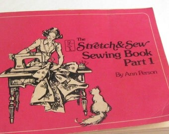The Stretch & Sew Sewing Book Part 1 Paperback