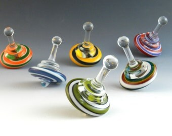 Glass Top/Spinner