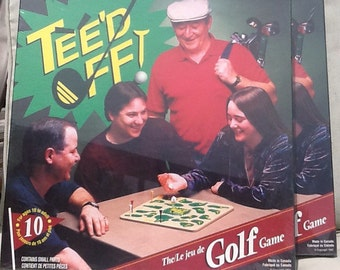 Tee'd Off! the golf game