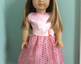 Dress 18 inch doll clothes