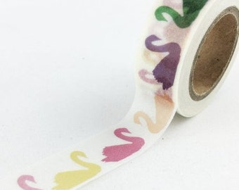 Swans Washi Tape / Swans in Love Washi Tape