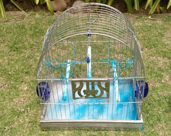 Vintage cage for Canaries