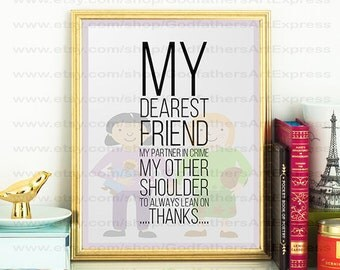 My Dearest Friend
