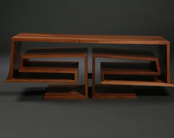 Coffee Table, art, handmade furniture