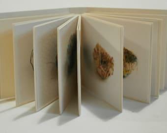 Tidewrack - handmade book