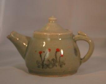 Handmade Small Teapot