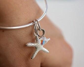 Simply Starfish Bangle