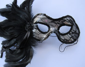 Feather Mask - 44
