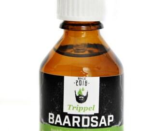 BAARDSAP TRIPPLE 1 X 30 ml (beard oil/beardoil)