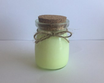 Australian Essential Oil Candle Pot - Myrtle (GMO free soy wax base)