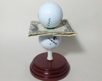 Golf gifts for men, sculpture, original and fun, perfect for gift, decoration. Perfect Bola.Regalo.