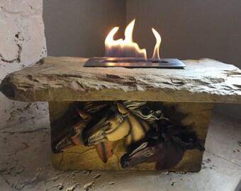 Forever Fire Art