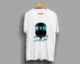 Mansion T-shirt Unisex Large