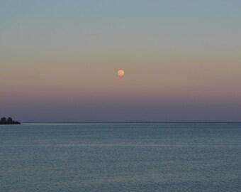 Moonrise Canvas Gallery Wrap