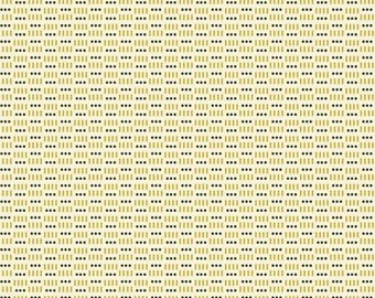 "Netherlands Ditsy Cream by Mary Fons for Springs Creative  100% cotton Fabric by the yard 36""x43""  (P114)"